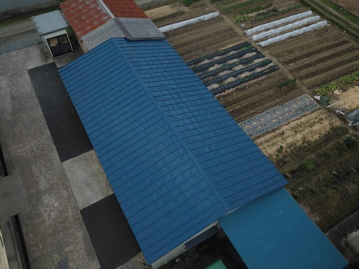 燕市 S様 屋根塗装工事